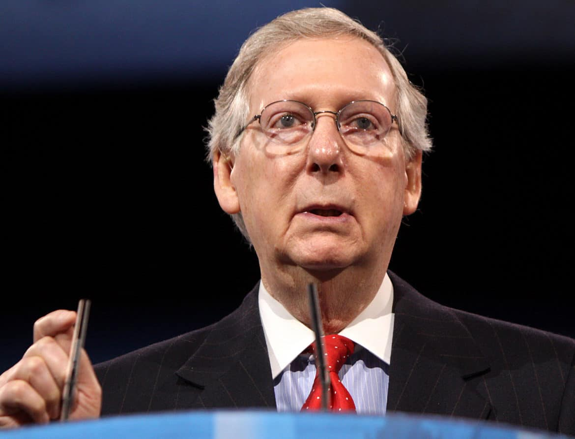 The McConnell Plan to Stop Amnesty
