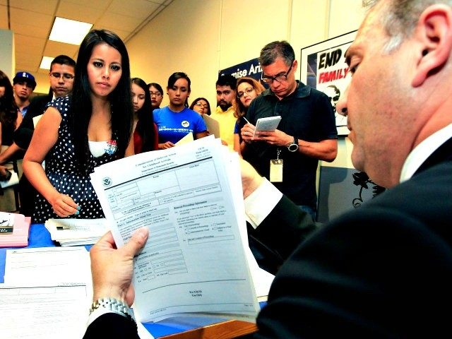 Federal Government Efficiency At Its Very Best – USCIS Processed 7,000,000 Immigration Applications in 2014