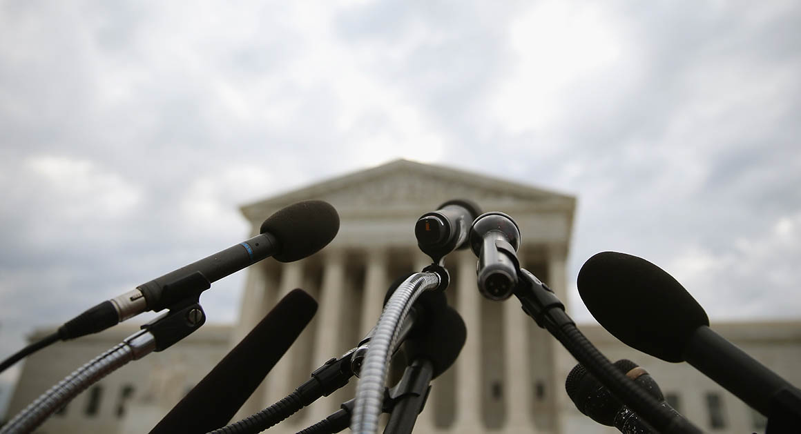 Major Mystery Confronts the Supreme Court