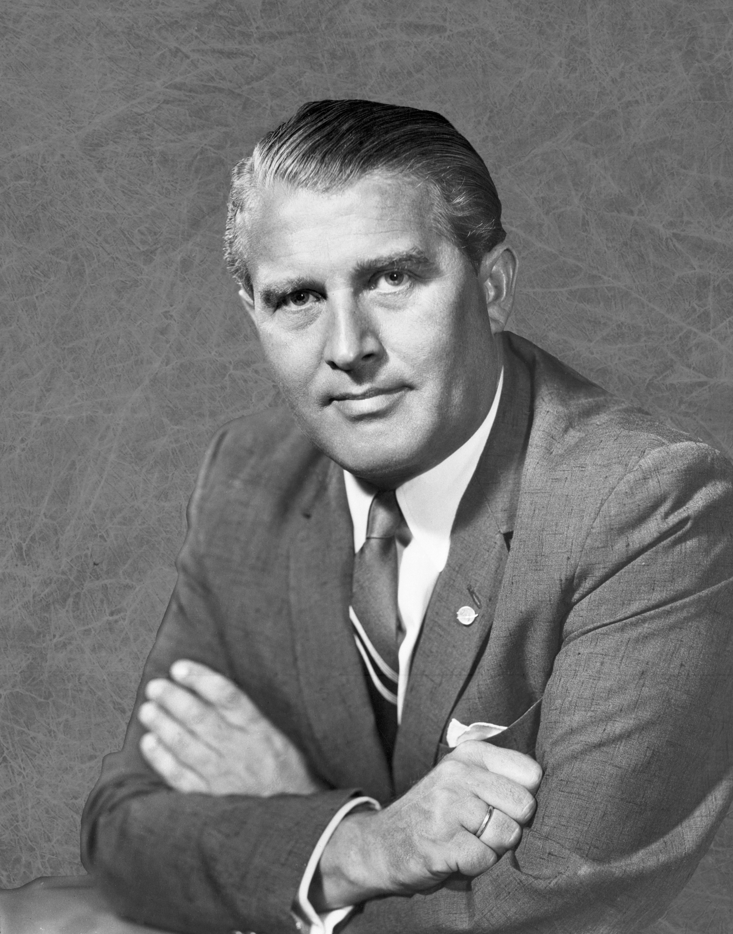 Wernher von Braun — Famous Legal Immigrant to America