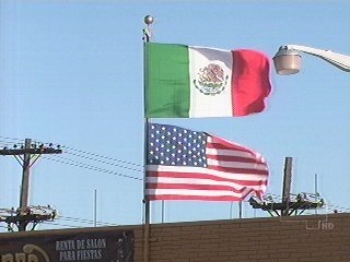 Illegal Alien Student Waves MEXICAN Flag During Graduation Ceremony