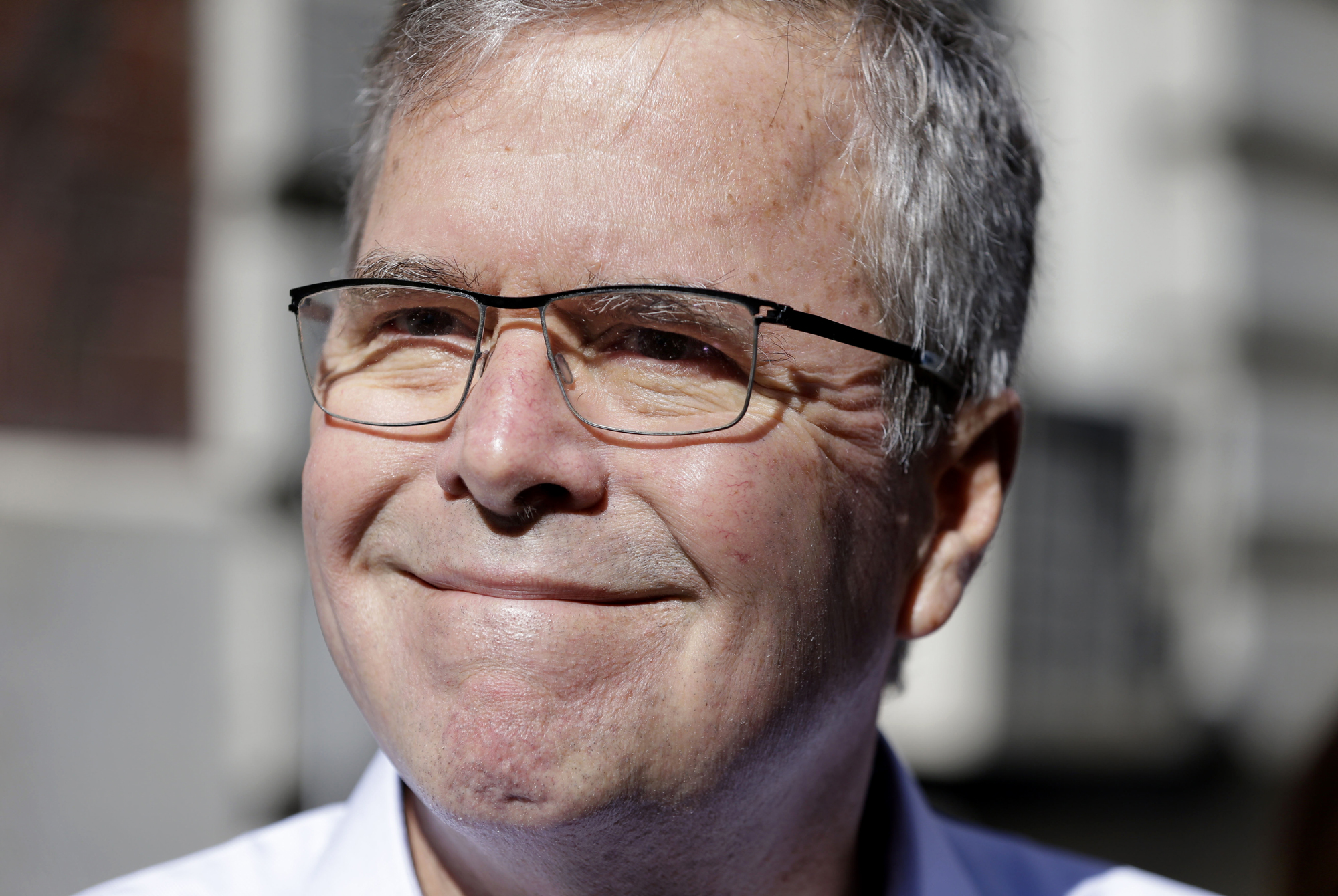"""JEB, Son Of """"Compassionate Conservative,"""" Squishy on Illegal Immigration, Reaches Out To Latinos"""