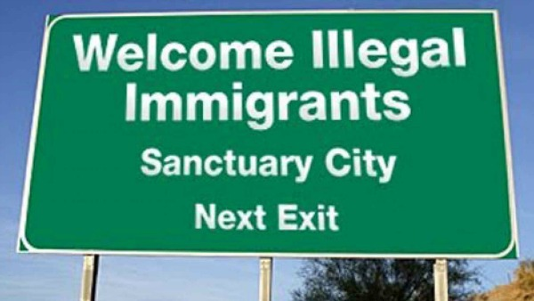 THE SANCTUARY COUNTRY — What 300 Sanctuary Cities Amount To