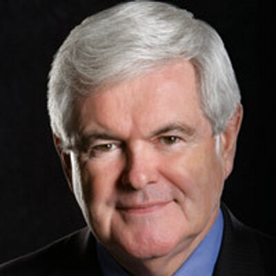 Newt Gingrich On Immigration & Fences
