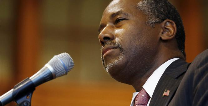 CARSON: CALIFORNIA ATTACK ENDS CONVERSATION ABOUT REFUGEES