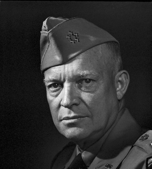 IF IKE COULD DO IT, WHY CAN'T WE?