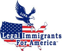 LEGAL IMMIGRANTS NEED A VOICE  & LEGAL IMMIGRANTS FOR AMERICA IS THAT VOICE