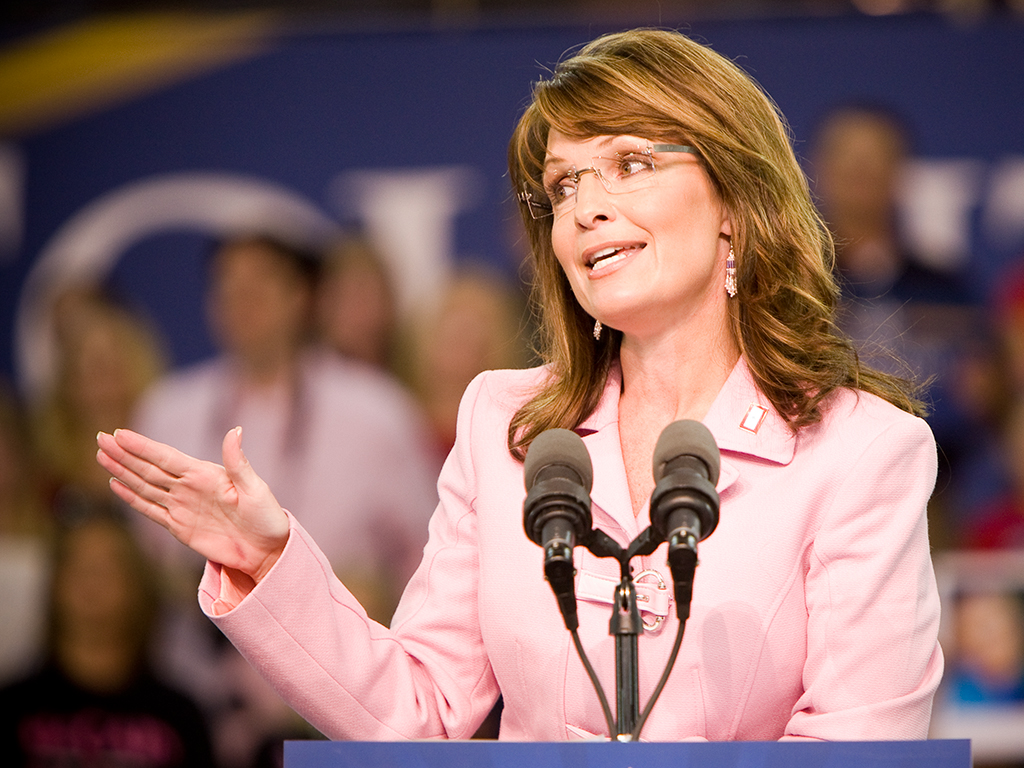 SARAH PALIN TALKS COMMON SENSE ON MUSLIM IMMIGRATION