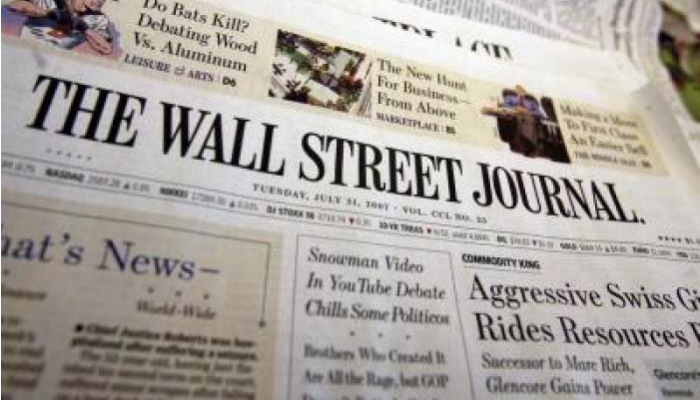 LIFA Appears In The Wall Street Journal