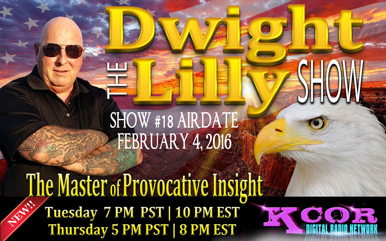 LIFA Appears On The Dwight Lilly Show