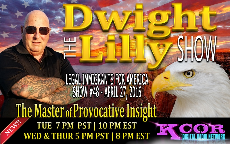LISTEN TO LIFA AND DWIGHT LILLY