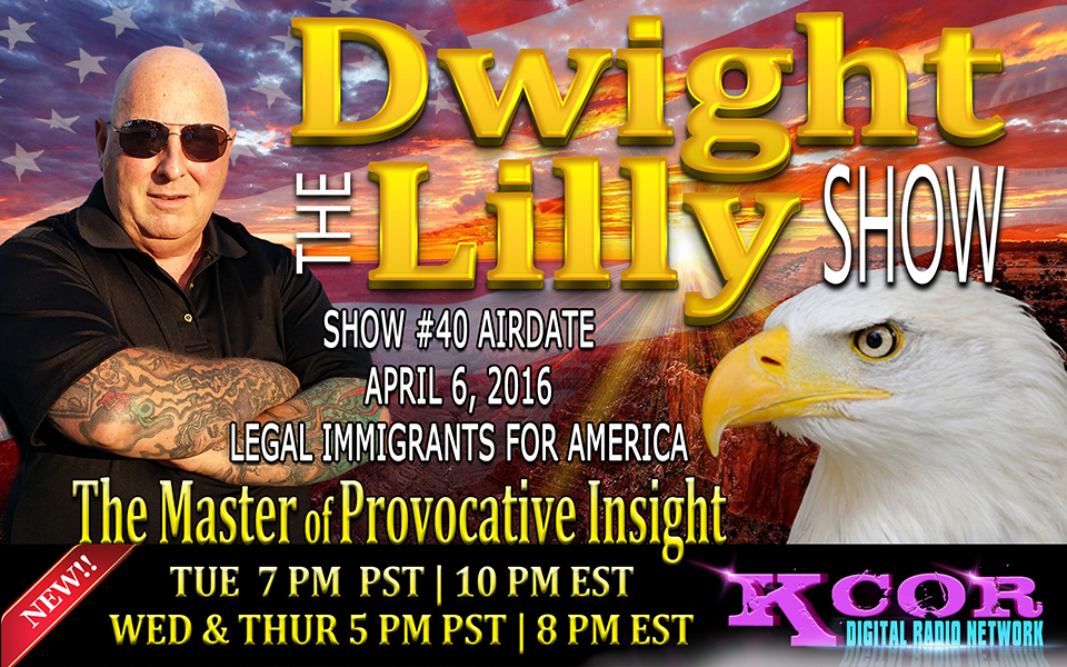 Listen To LIFA On The Dwight Lilly Show