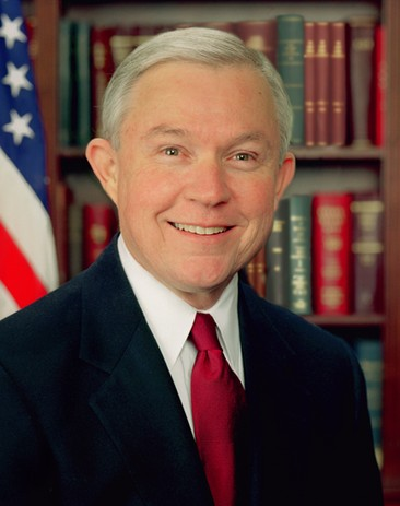 Sen. Jeff Sessions And The Immigration Handbook