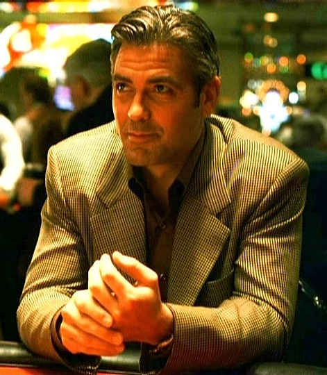 GEORGE CLOONEY KNOWS NOTHING