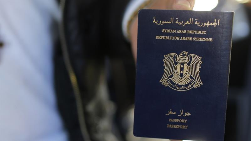 VIDEO SHOWS USCIS COMPLACENCY ABOUT FAKE PASSPORTS FOR SYRIANS