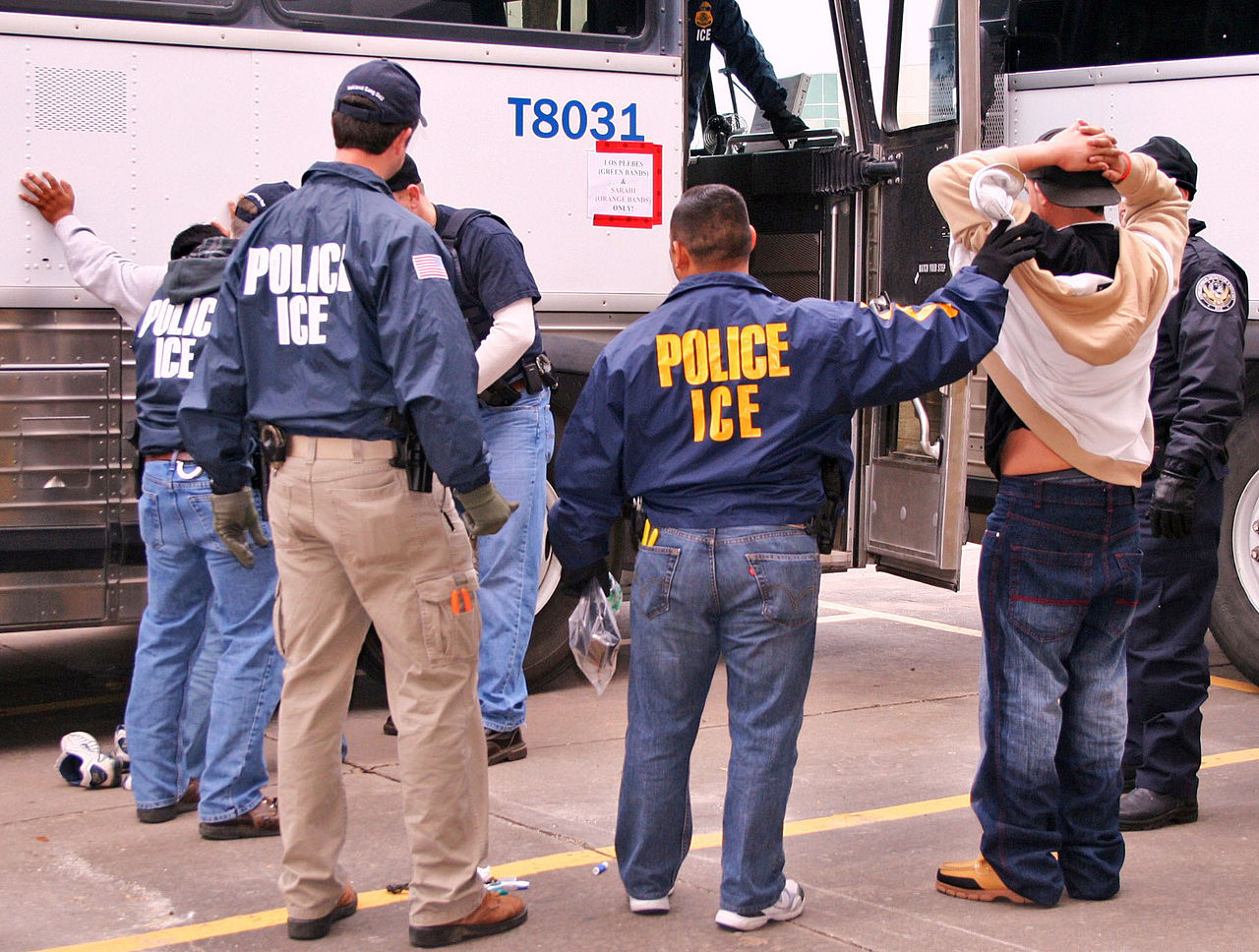 HUGE SPIKE IN ARRESTS OF CRIMINAL ILLEGAL IMMIGRANTS