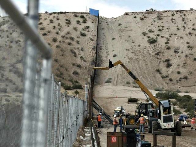 GOP MAY BETRAY VOTERS BY DROPPING BORDER WALL FUNDS