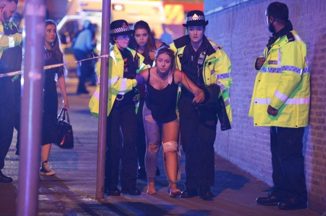 MANCHESTER ATTACK SHOWS WHY TRAVEL BAN NEEDED IN THE USA