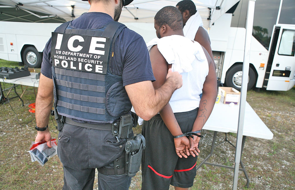 NEARLY 75% OF ICE ARRESTS ARE CRIMINAL ILLEGALS
