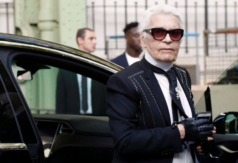 SANCTUARY CITIES, GERMANY & KARL LAGERFELD