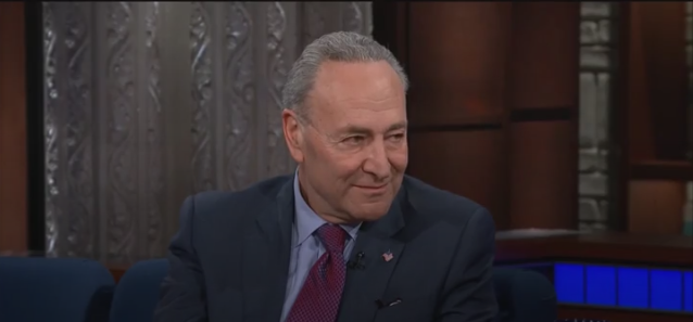 Schumer to Trump: Prove You're Not Racist