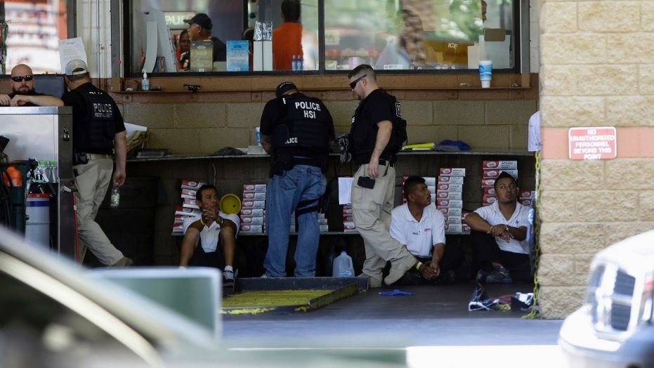 ICE raid hits 77 businesses in Northern California
