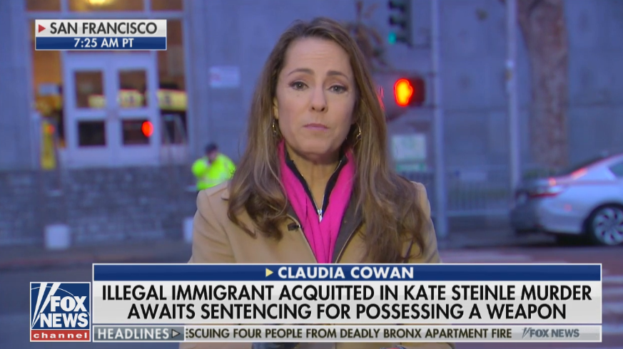 Illegal immigrant acquitted in Steinle killing accuses feds of 'vindictive prosecution'
