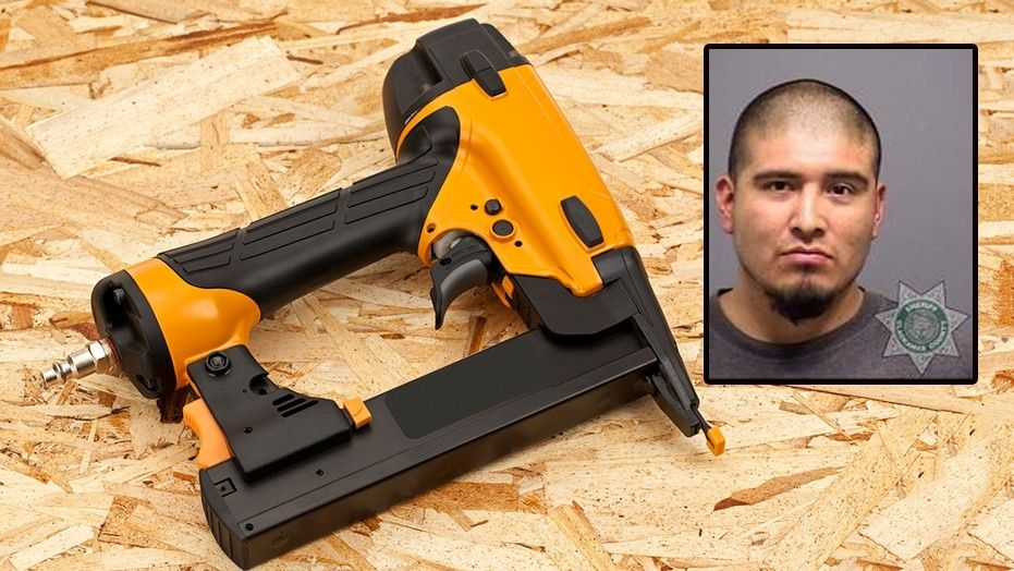 Illegal immigrant who's been deported previously accused of nail gun rampage