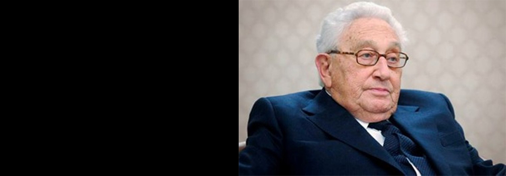 Kissinger take on Trump