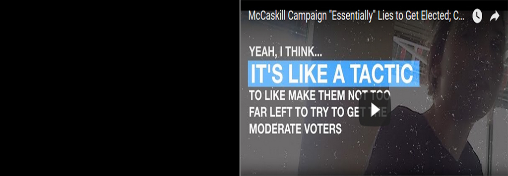If Missouri voters knew how anti-gun and pro-abortion Clair McCaskill is, she would never get elected