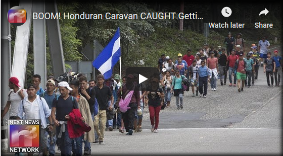 Women being paid cash to participate in Caravan