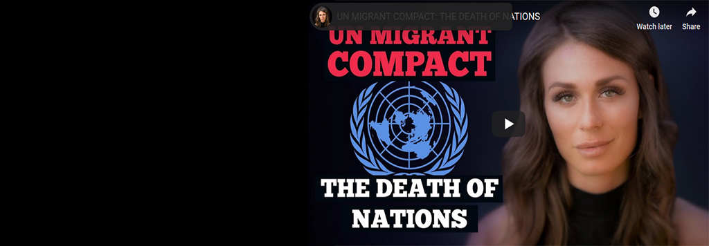 The Death of our Nation, with thanks to the UN