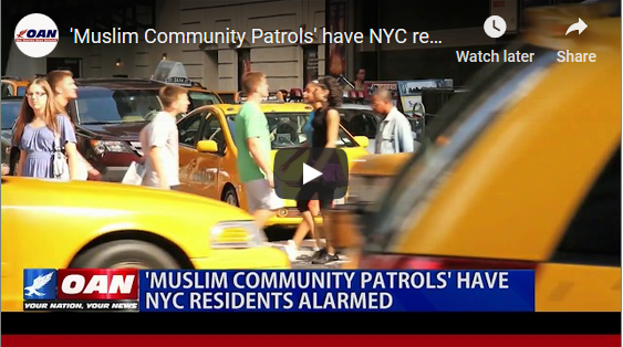 Are you ready to have for Muslim patrol cars in your neighborhood to make sure you are Sharia compliant?