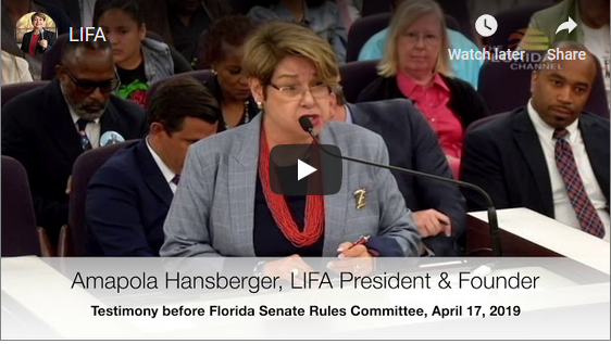 """Ban Sanctuary Cities"""" bill in the state of Florida."""