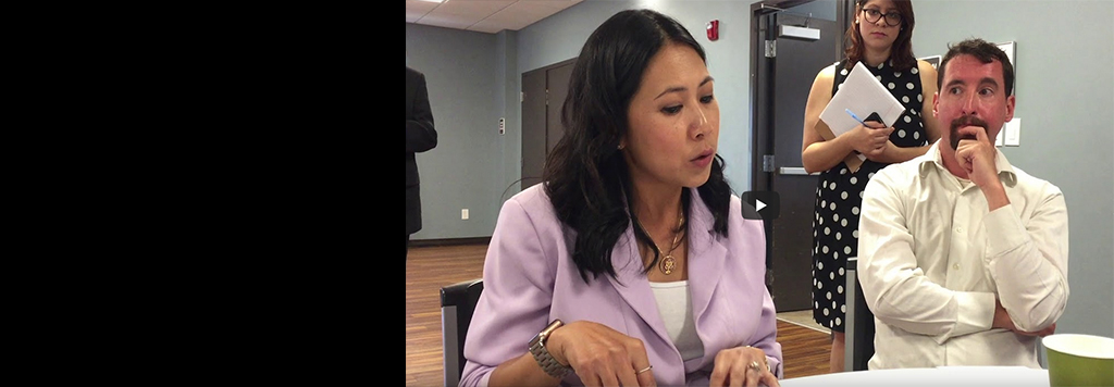 LIFA Meeting with Florida 7th Congressional District representative Stephanie Murphy