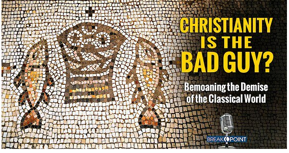 History rewritten to make Christianity the bad guy
