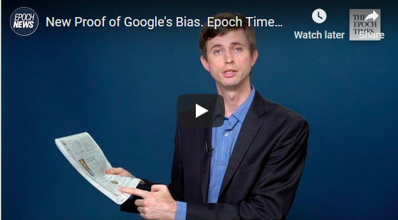 An in depth explanation of how google modifies the news they let you see