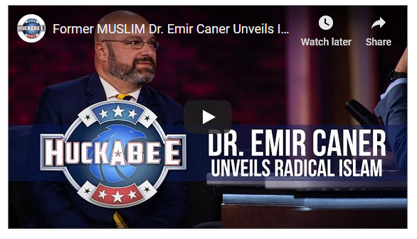 Christian college president and former Muslim explains his conversion.